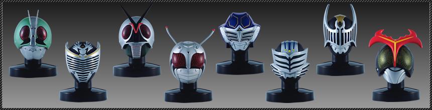 マスクコレクション | ライダー...